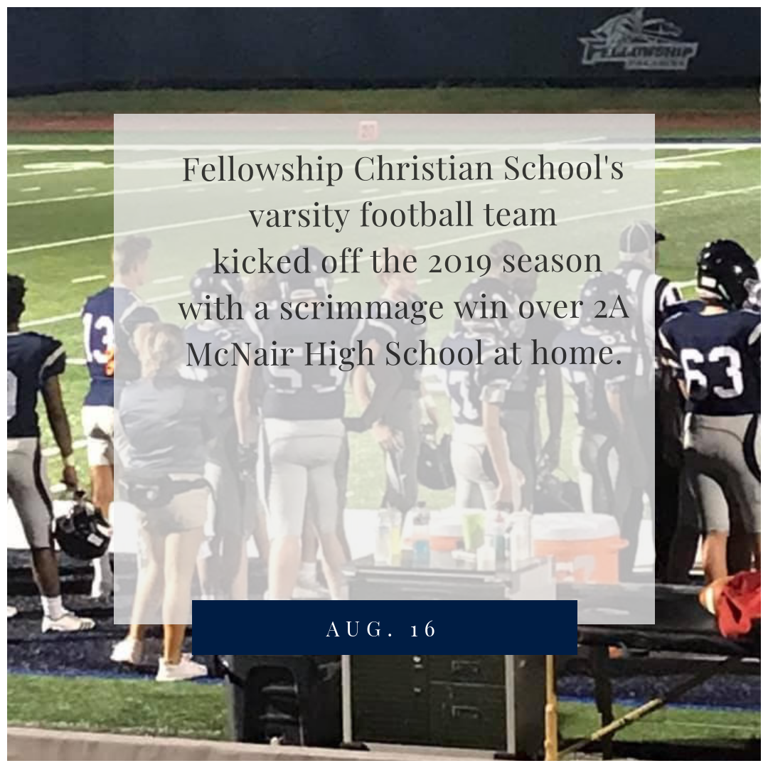 Fellowship Christian School -Athletic Program